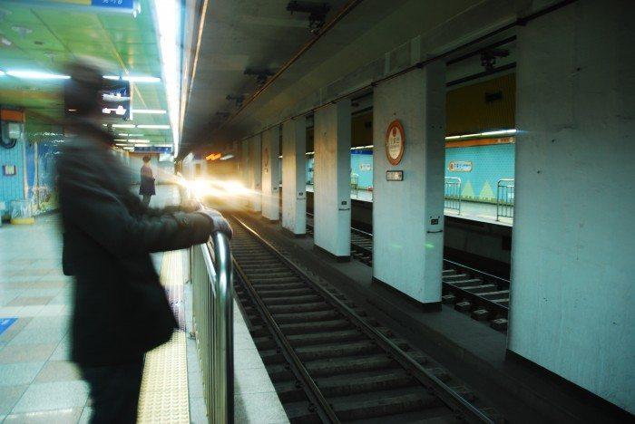 jeongbalsan seoul subway