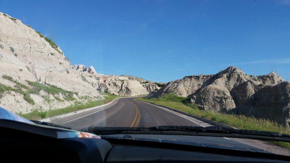 road trip south dakota
